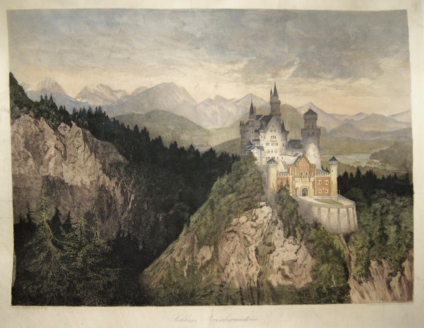 Meisenbach/ Riffarth & Co  Schloss Neuschwanstein