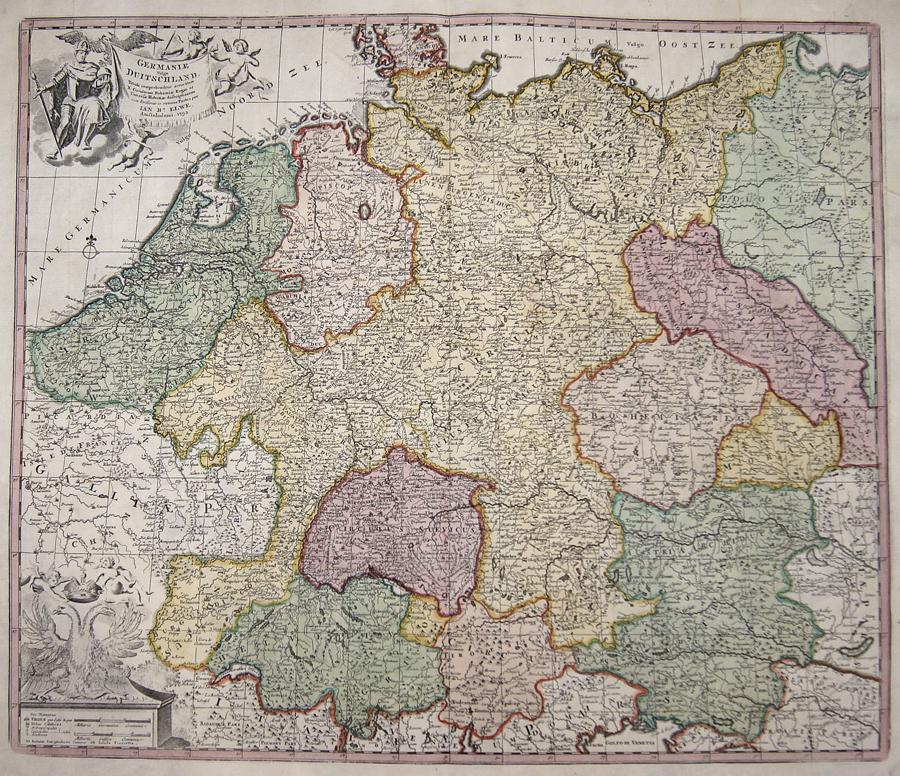 Elwe Jan Barend Germaniae Vulgo Duitschland,…
