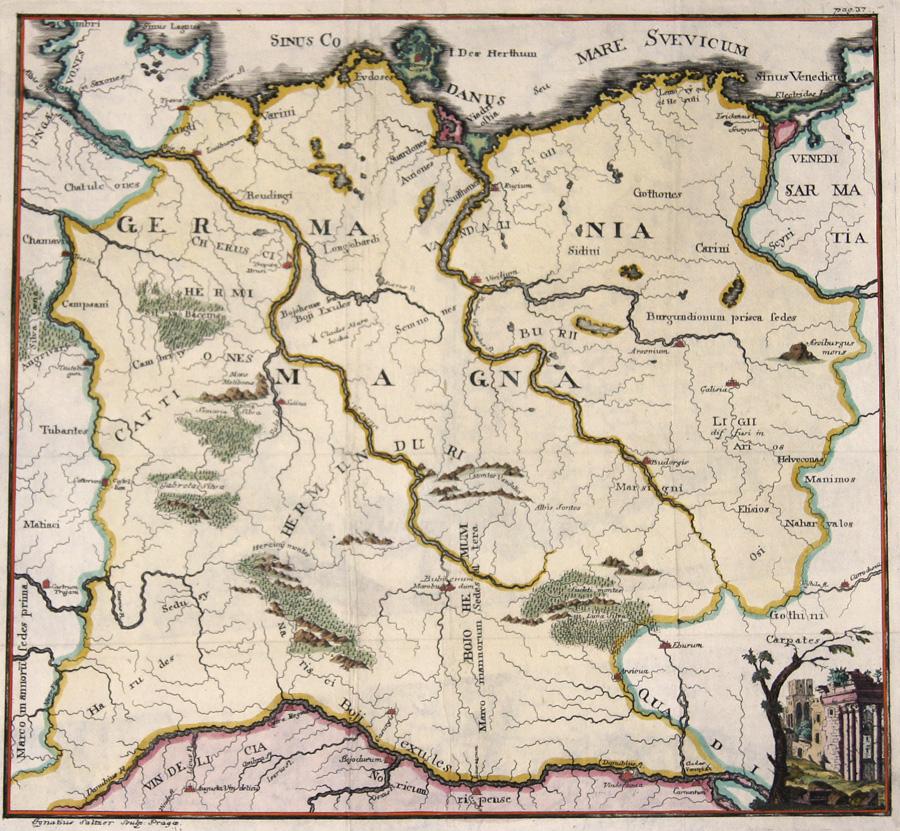 Saltzer  Germania Magna