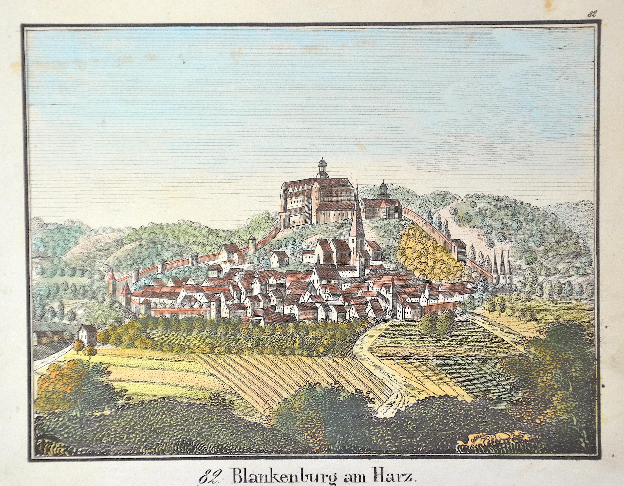 Anonymus  82. Blankenburg am Harz.