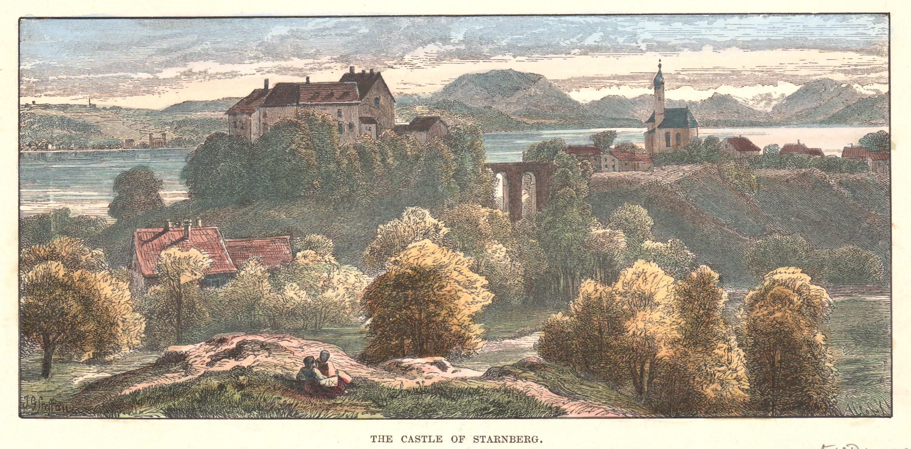 Steffan  The Castel of Starnberg