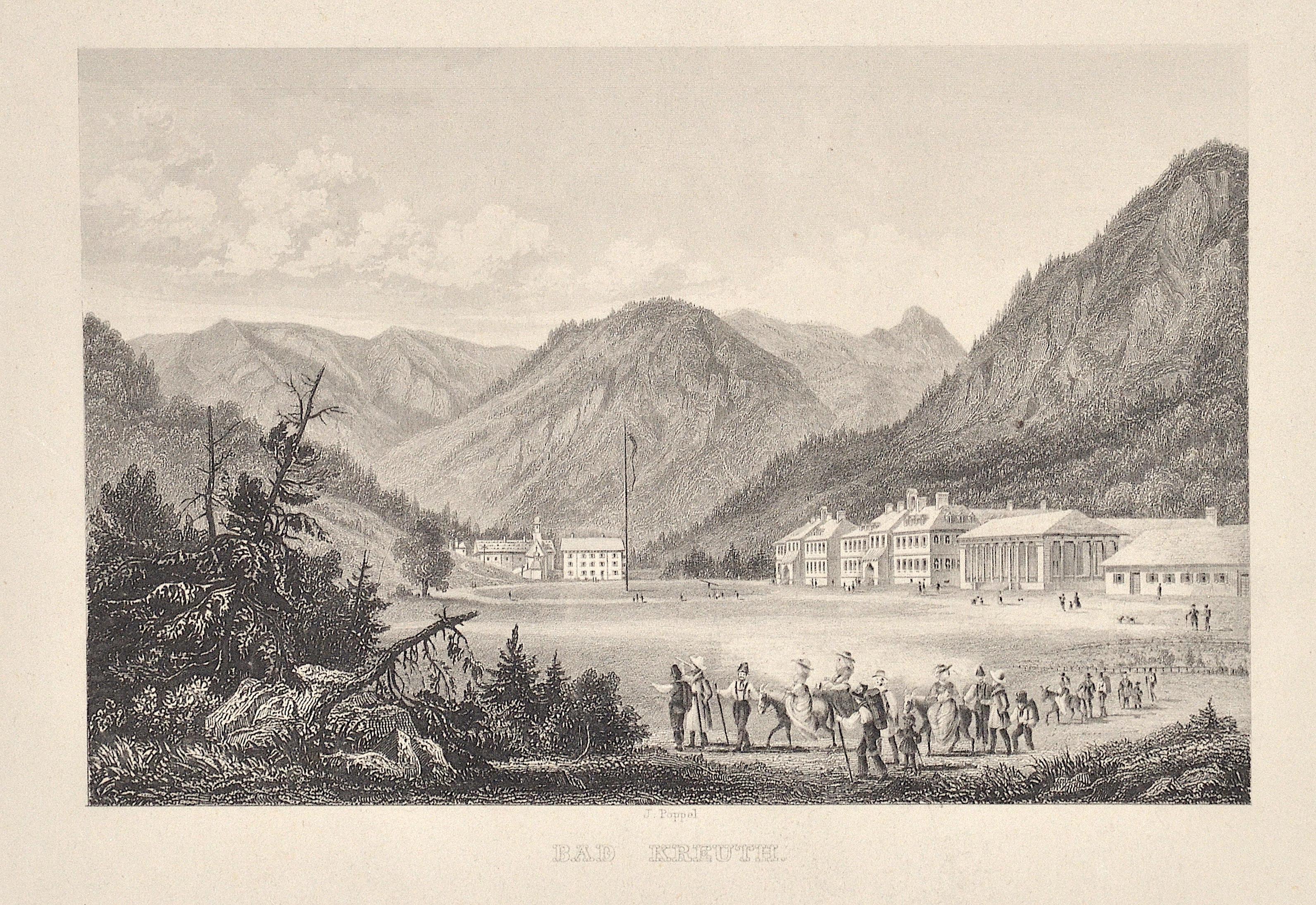 Poppel Johann Gabriel Friedrich Bad Kreuth