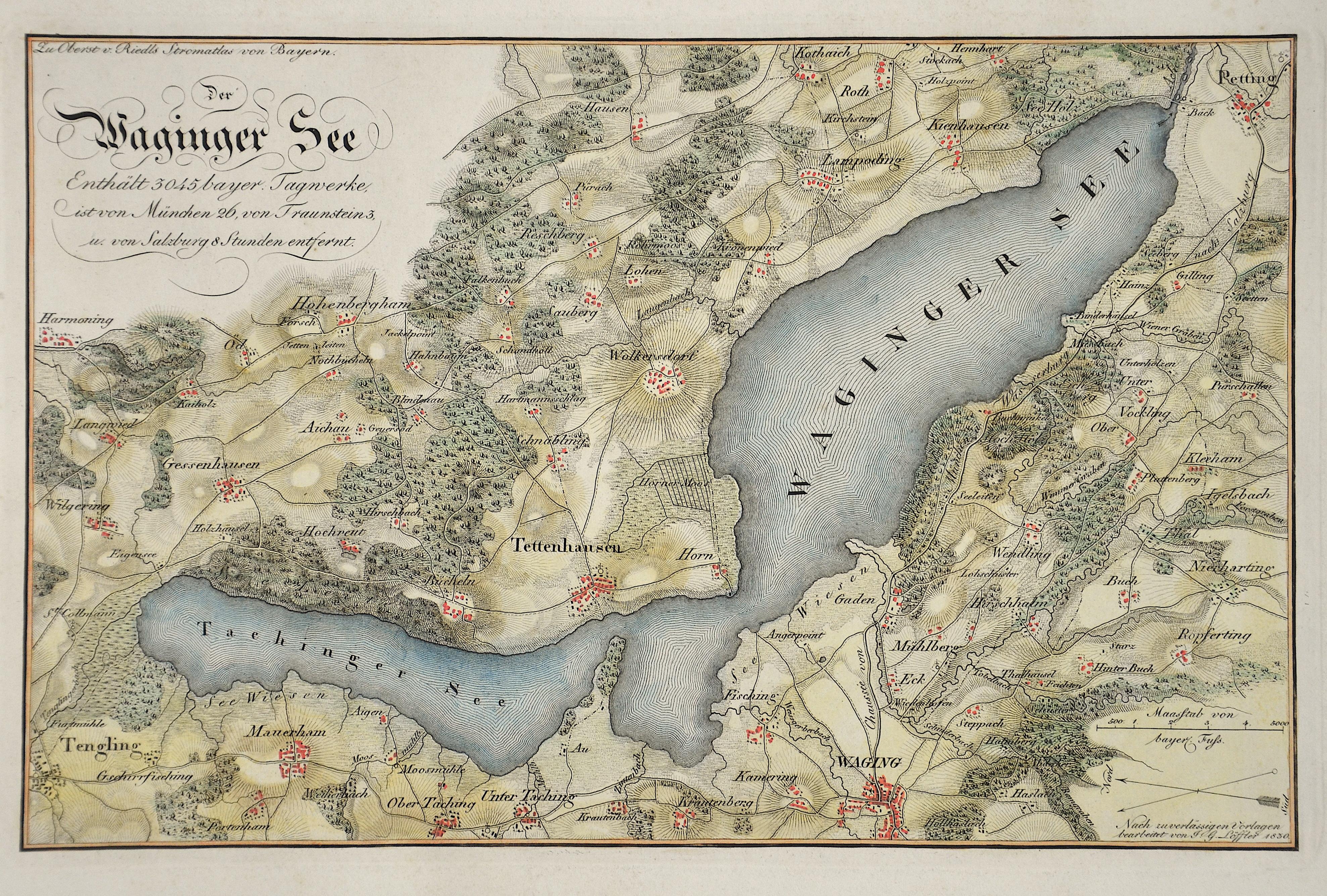 Riedl Adrian von Der Waginger See