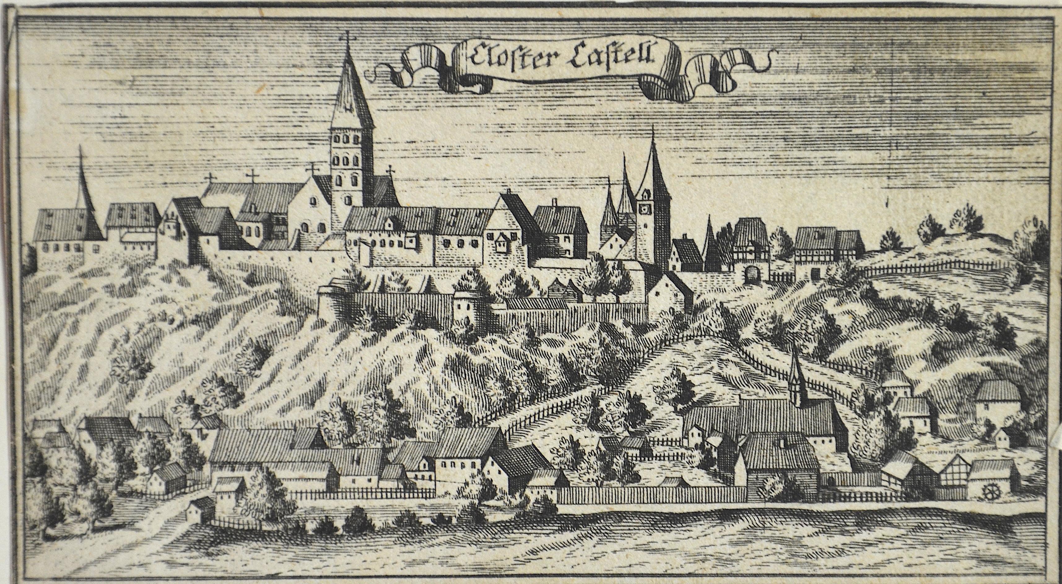 Ertl  Closter Castell.