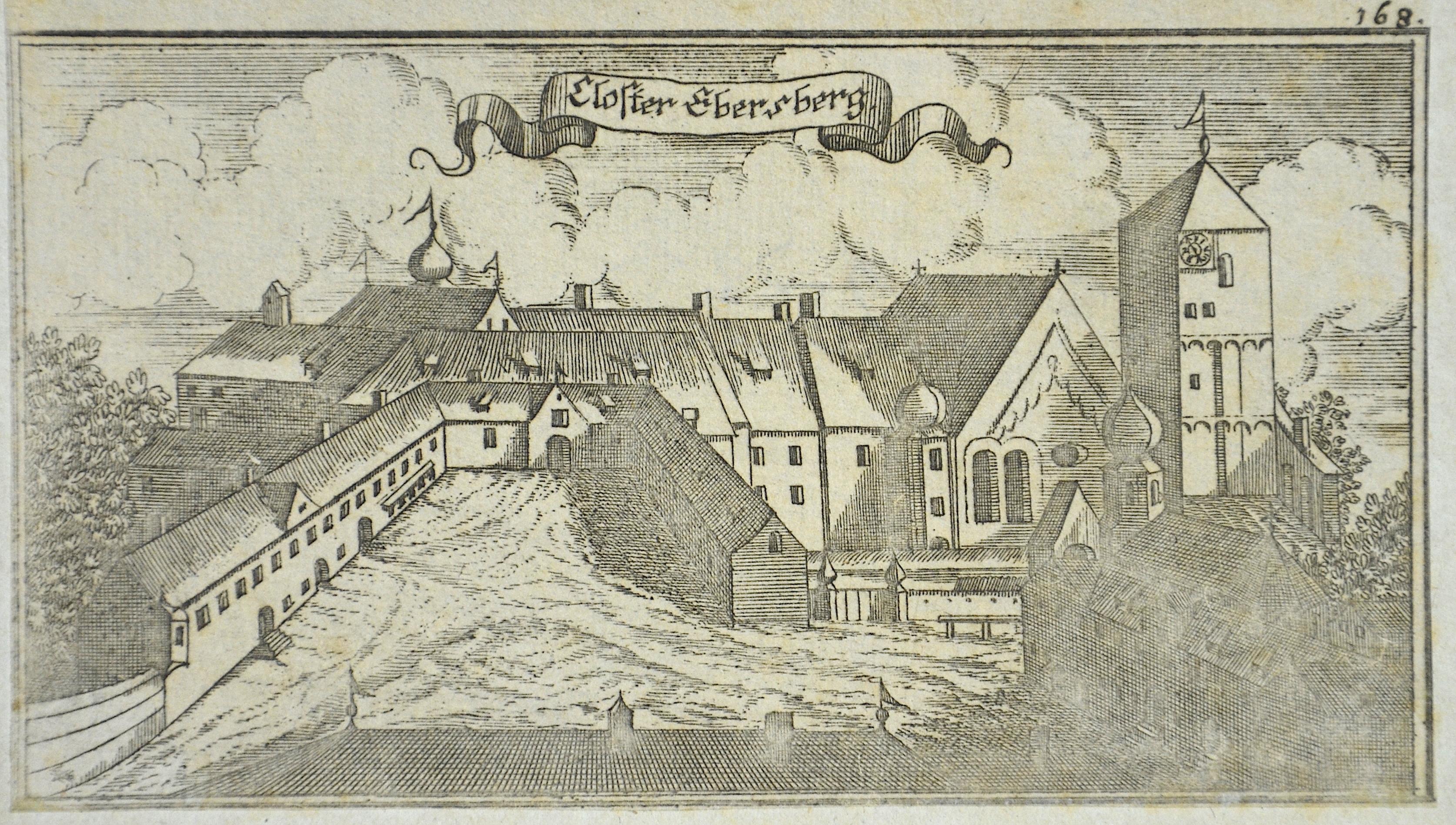 Ertl Anton Wilhelm Closter Ebersberg.