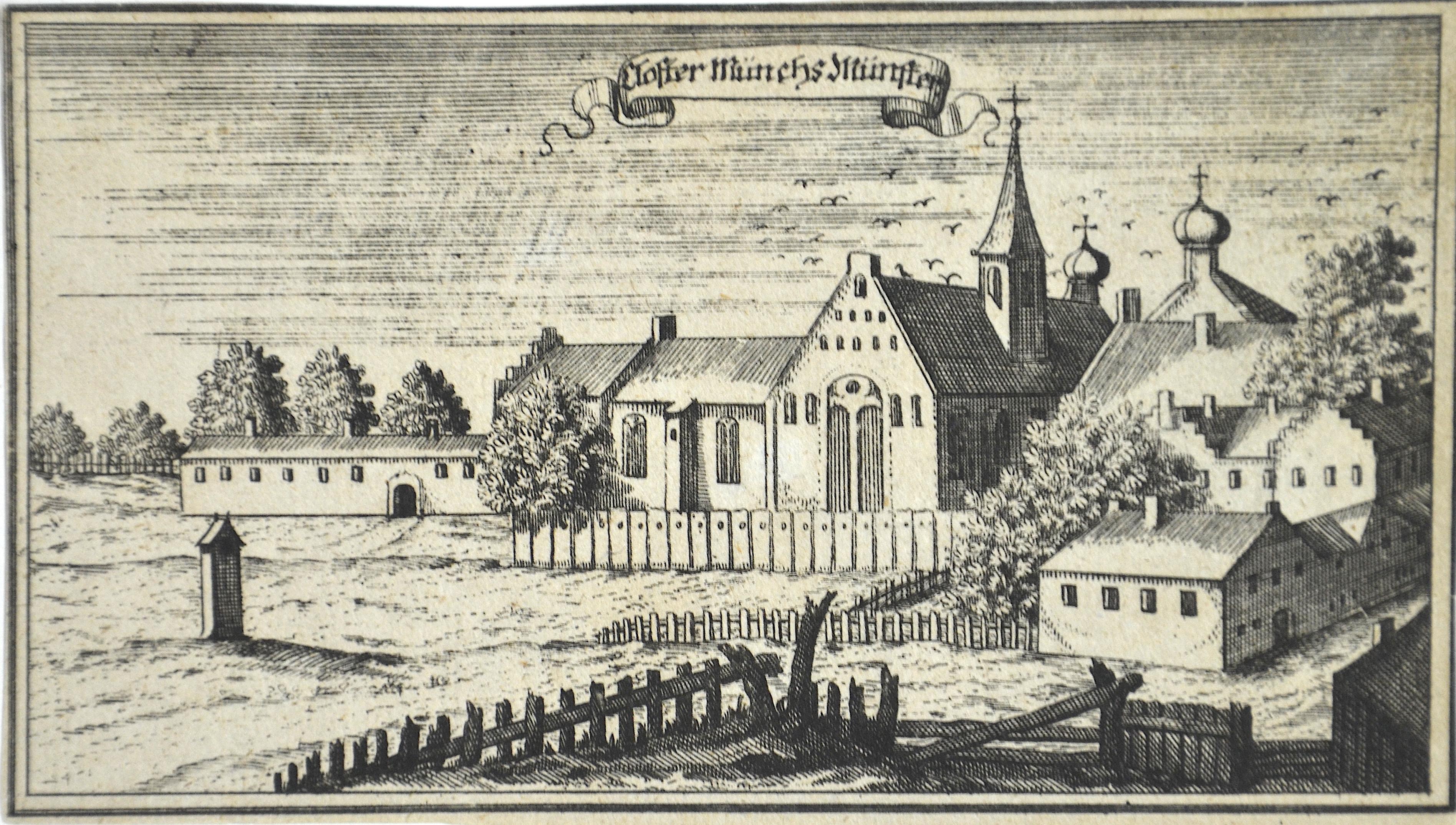 Ertl Anton Wilhelm Closter Münchs Münster.