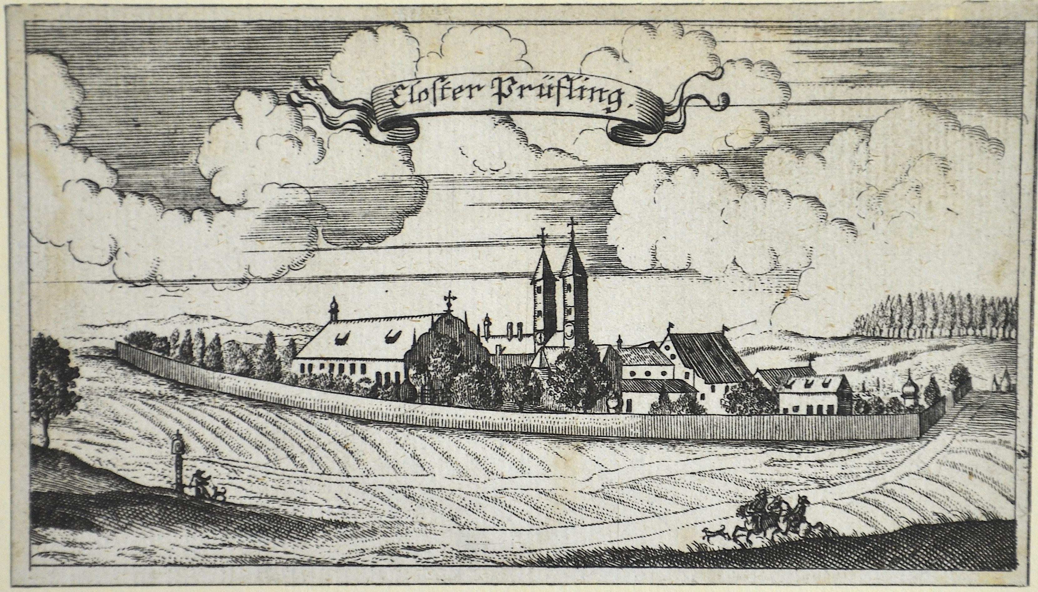 Ertl Anton Wilhelm Closter Pfüfling.