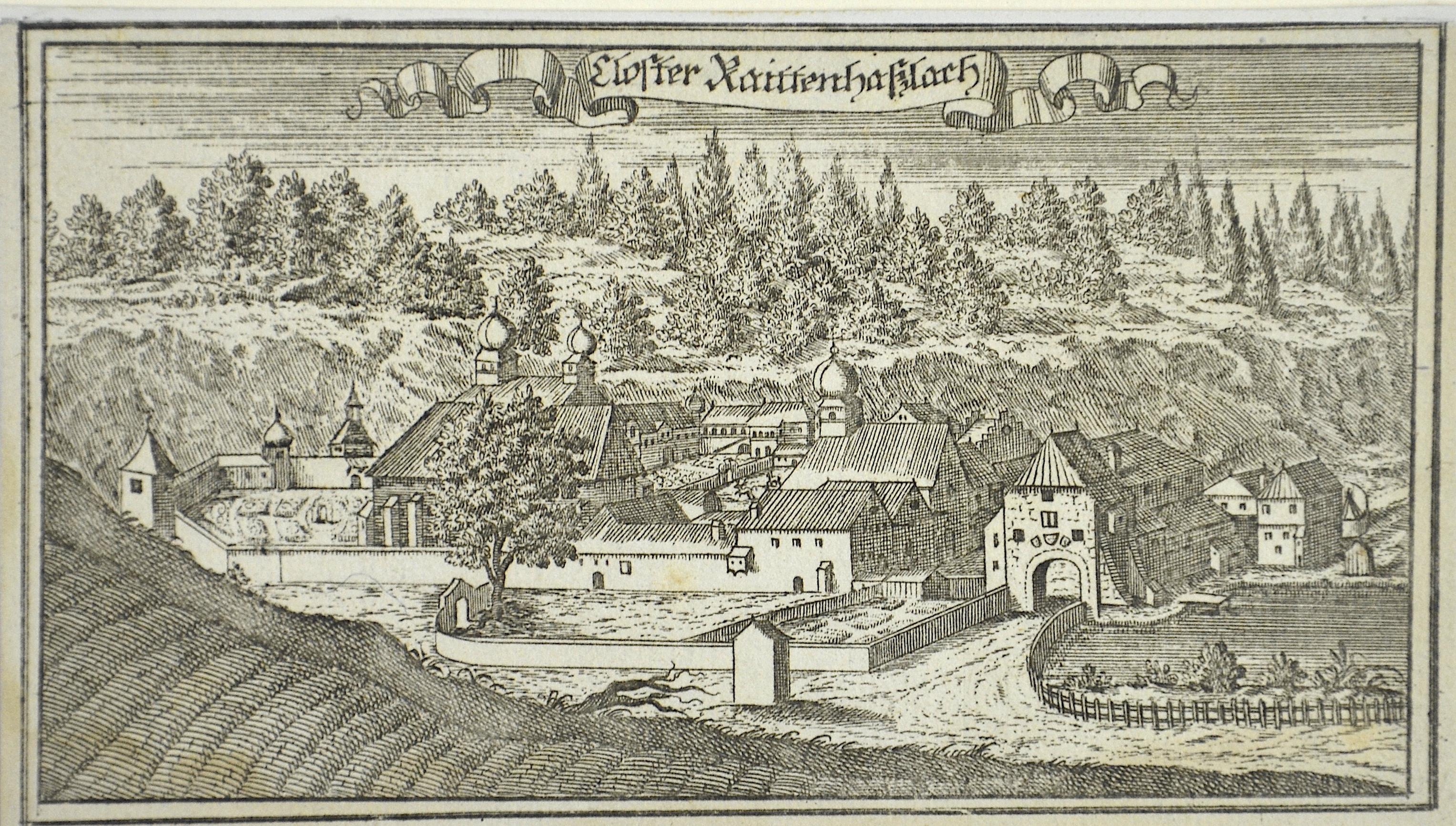 Ertl Anton Wilhelm Closter Raittenhaßlach.