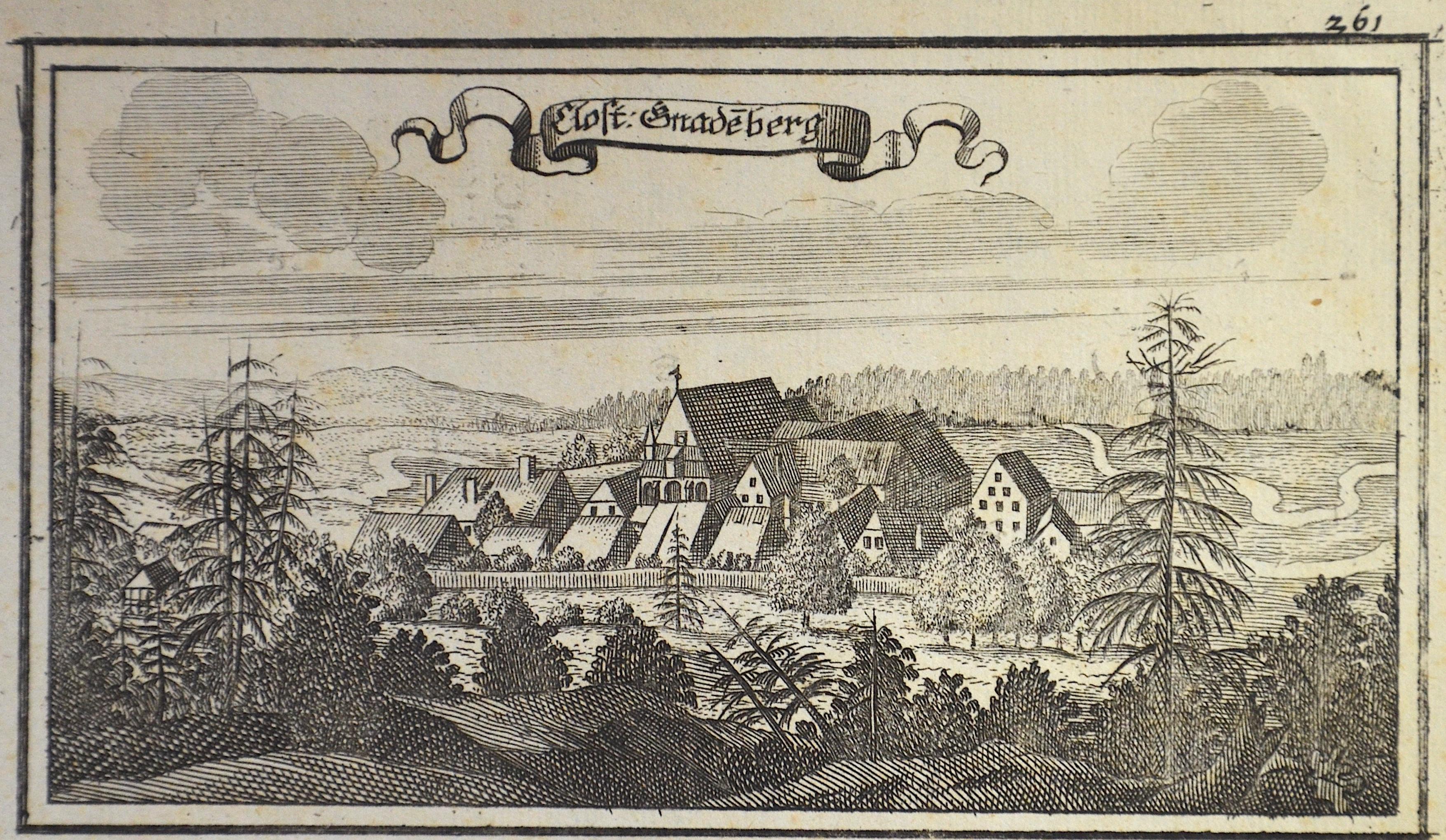 Ertl  Closter Gnadeberg.