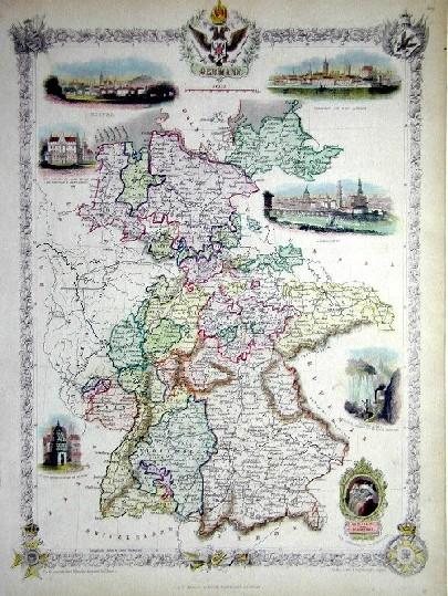 Tallis  Germany
