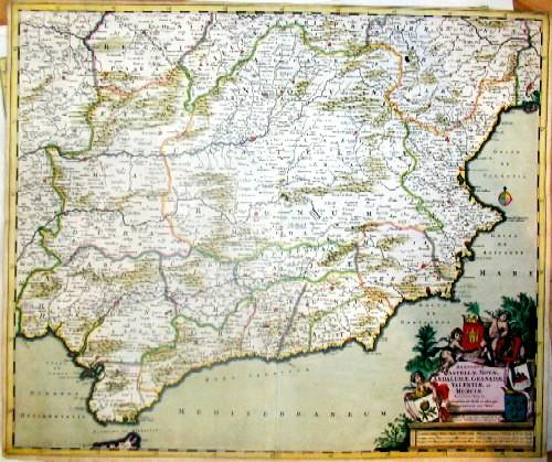 Wit, de Frederick Regnorum castellae novae Andalusiae, Granadae, Valenciae et Murcia
