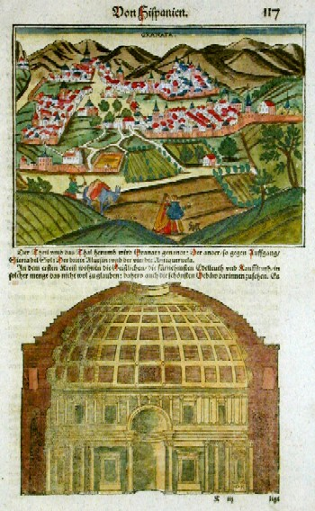 Münster  Von Hispanien / Granata