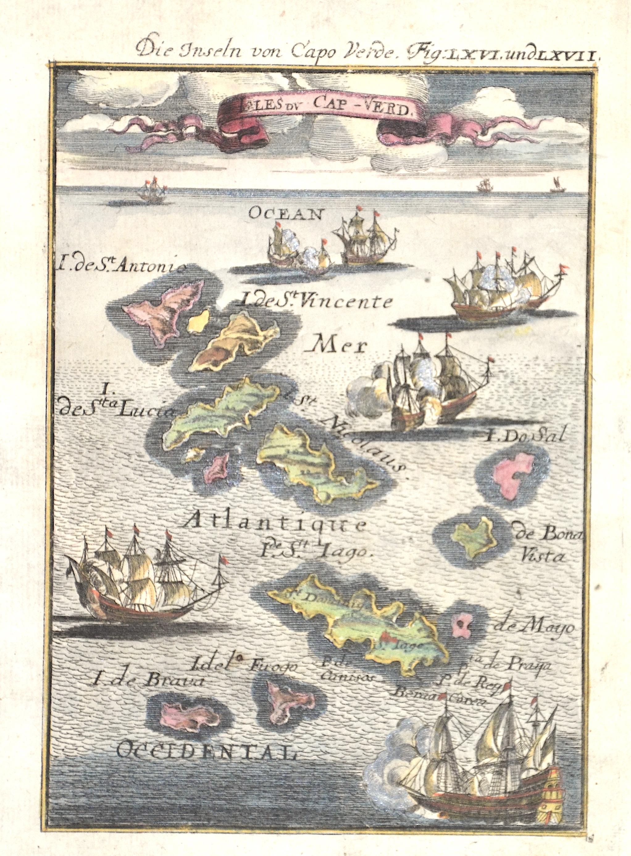 Mallet  Die Inseln von Capo Verde
