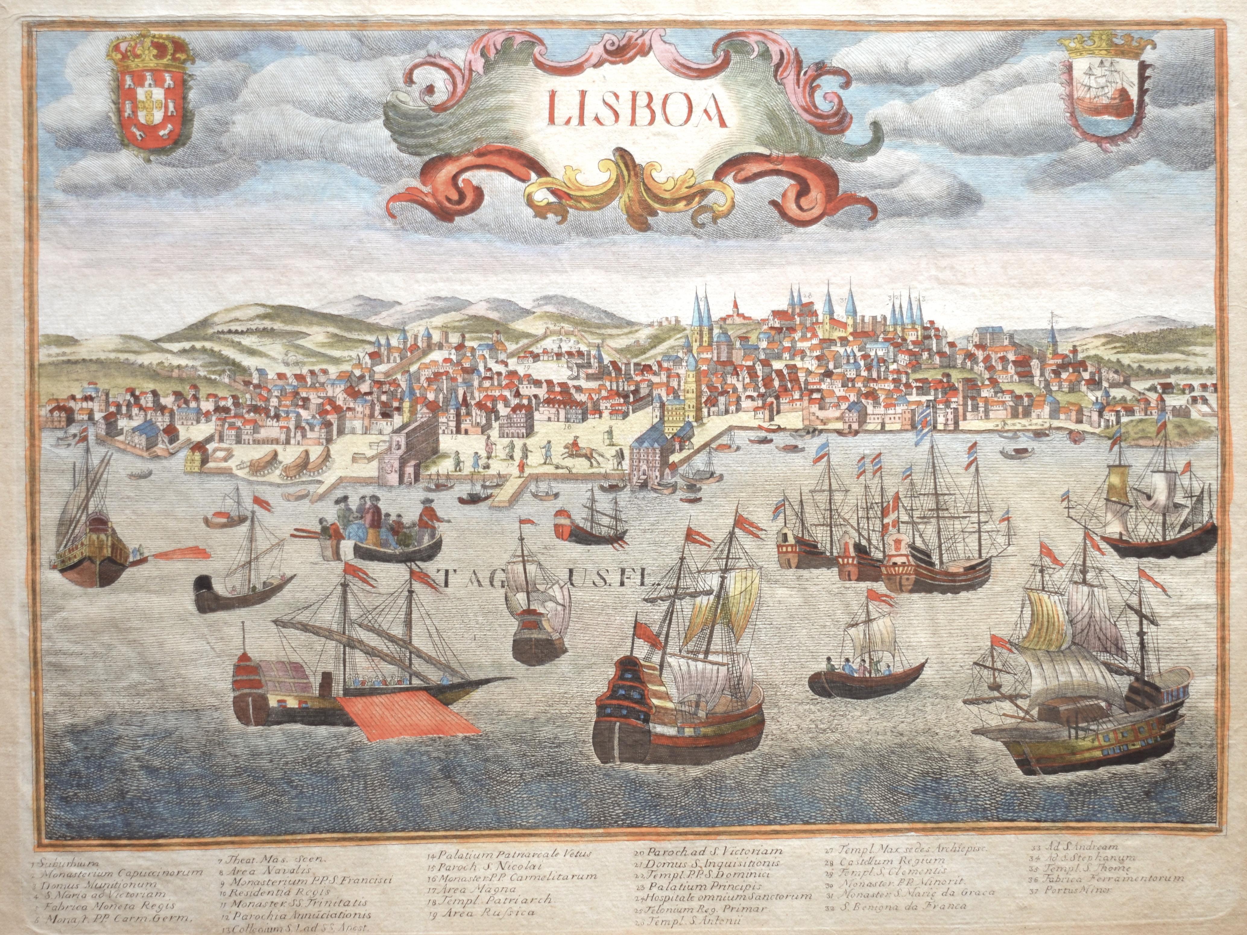 Anonymus  Lisboa