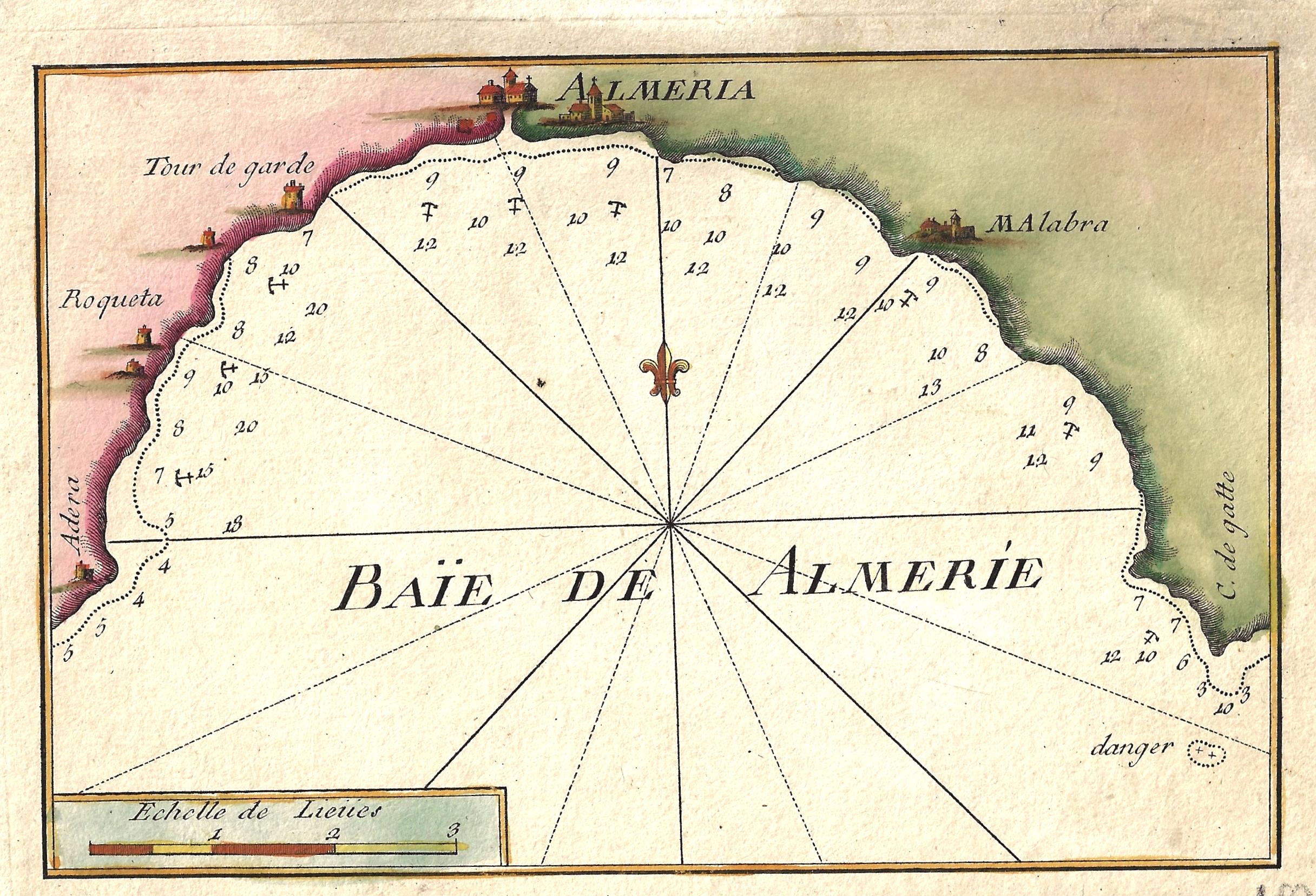 Roux  Baie de Almerie
