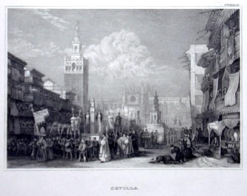 Anonymus  Sevilla