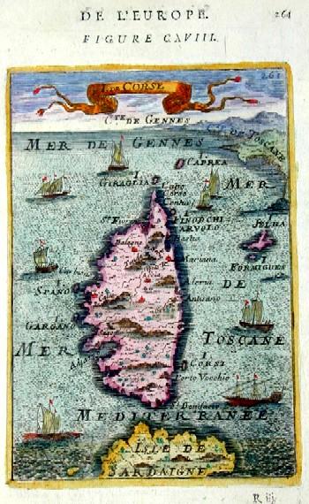 Mallet  I. de Corse