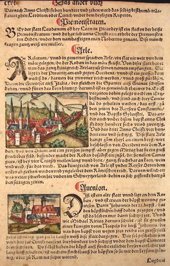 Münster  Arle / Avenion