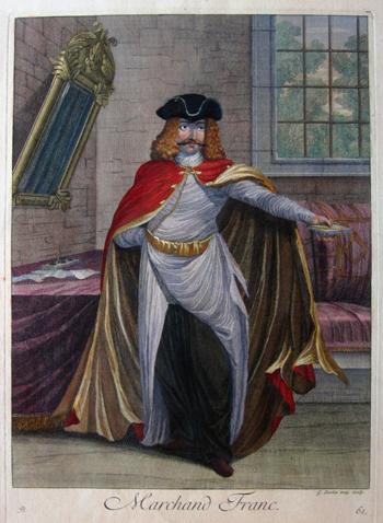 Haye, de la Guillaume-Nicholas Marchand Franc