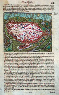 Münster Sebastian Von Gallia