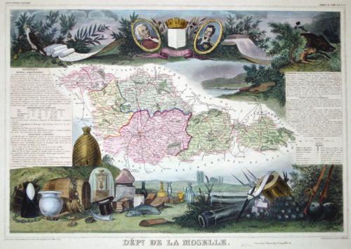 Lemercier / Levasseur  Dept. de la Moselle