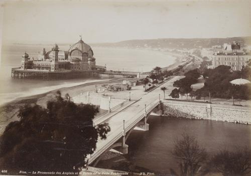 Anonymus  Nice. La Promenade des Anglais et le Palais de la Jetée Promenade