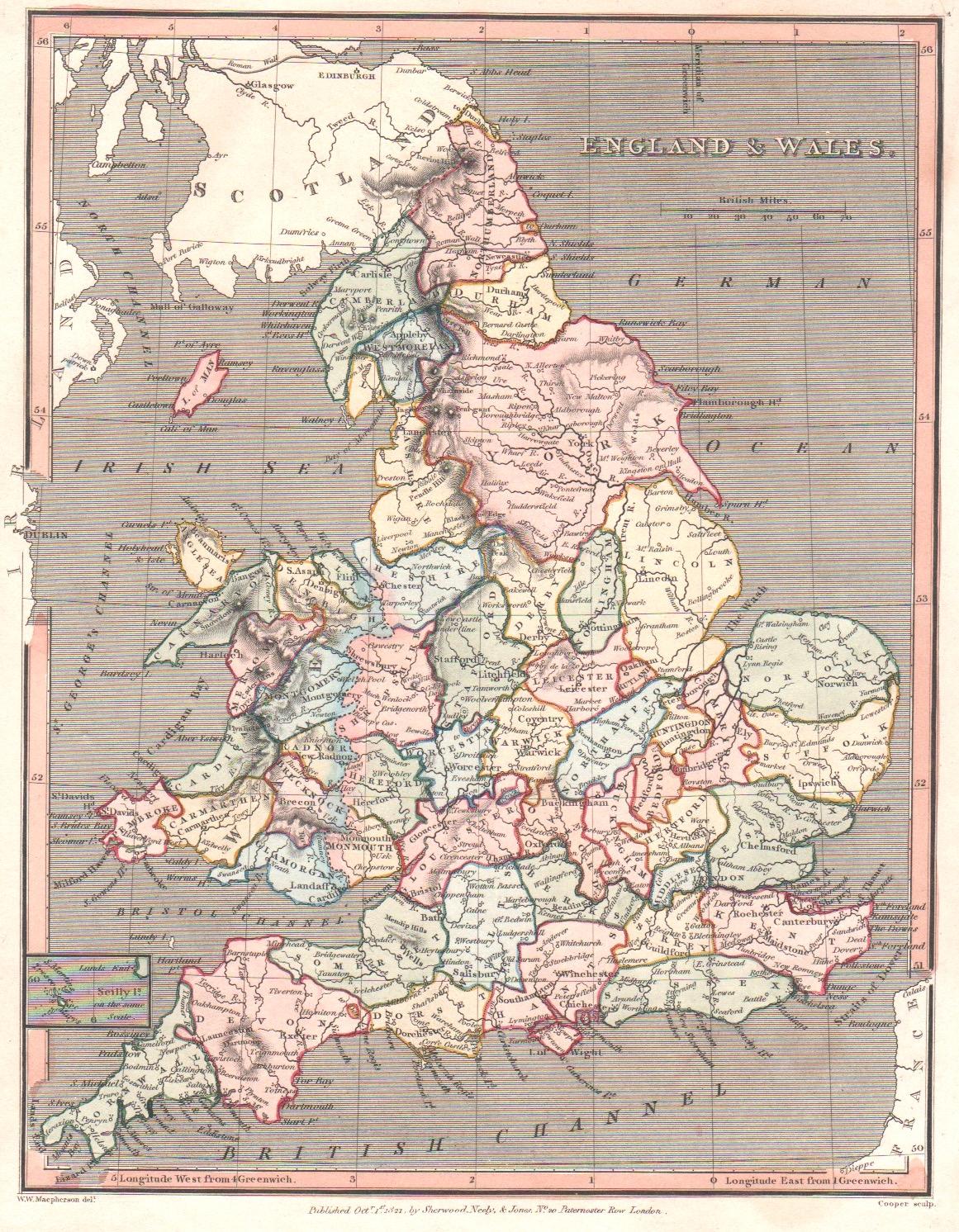 Sherwood/Neely & Jones  England & Wales.