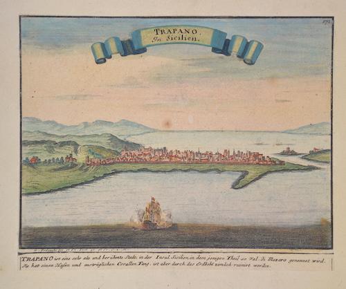 Bodenehr Johannes Georg Trapano in Sicilien