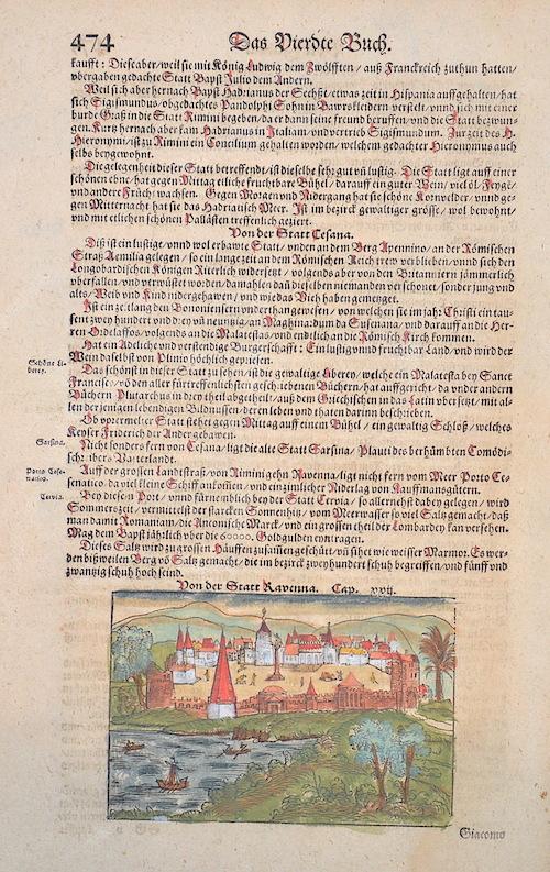 Münster Sebastian Von der Statt Ravenna
