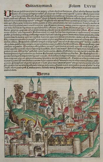 Schedel  Verona