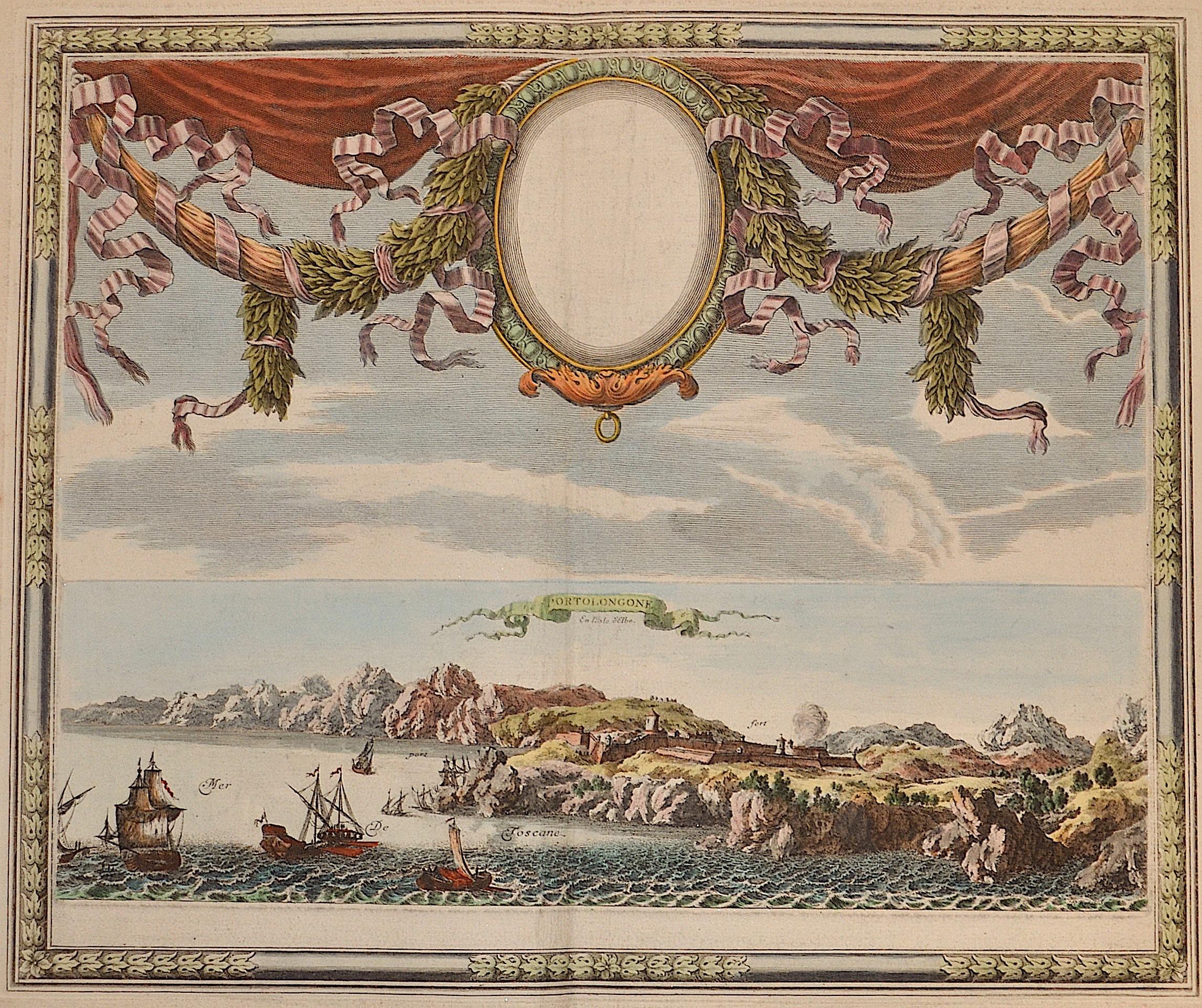 Cochin Noël Portolongone 1646 en Isle d´ Elbe