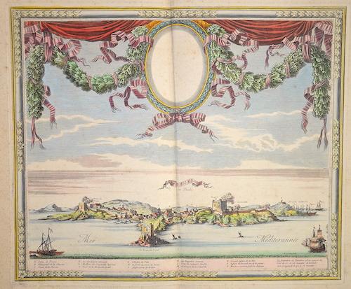 Cochin  Piombino 1646 en Italie