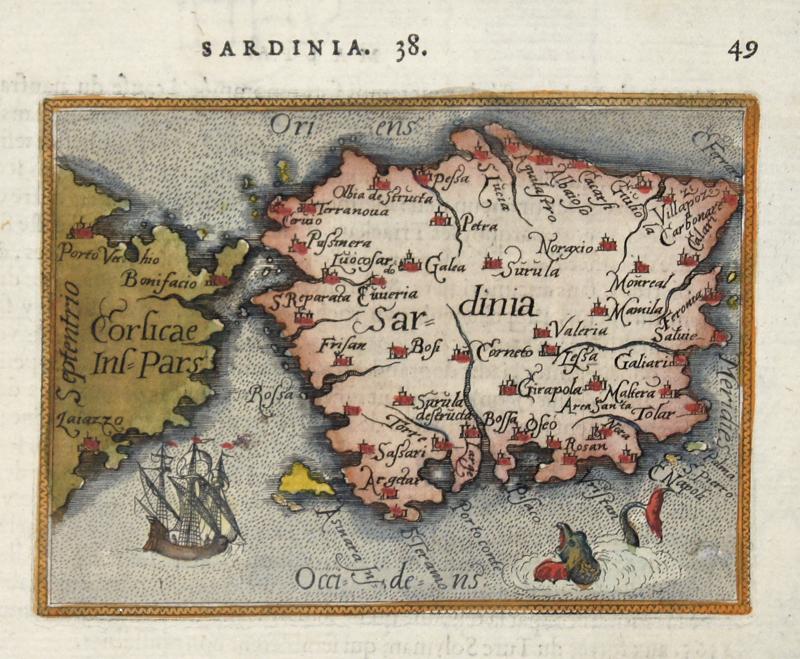 Anonymus  Sardinia. 38.