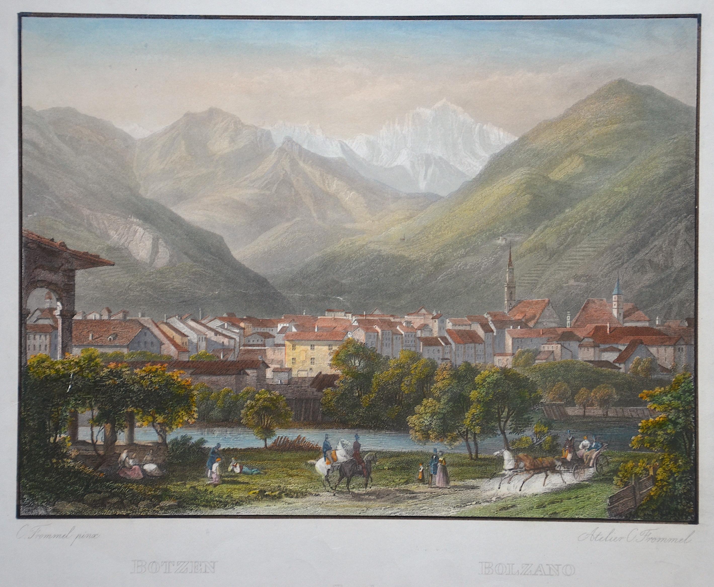 Frommel  Botzen / Bolzano Tyrol