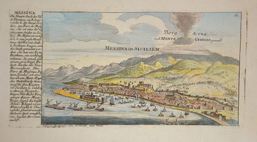 Bodenehr Johannes Georg Messina in Sicilien