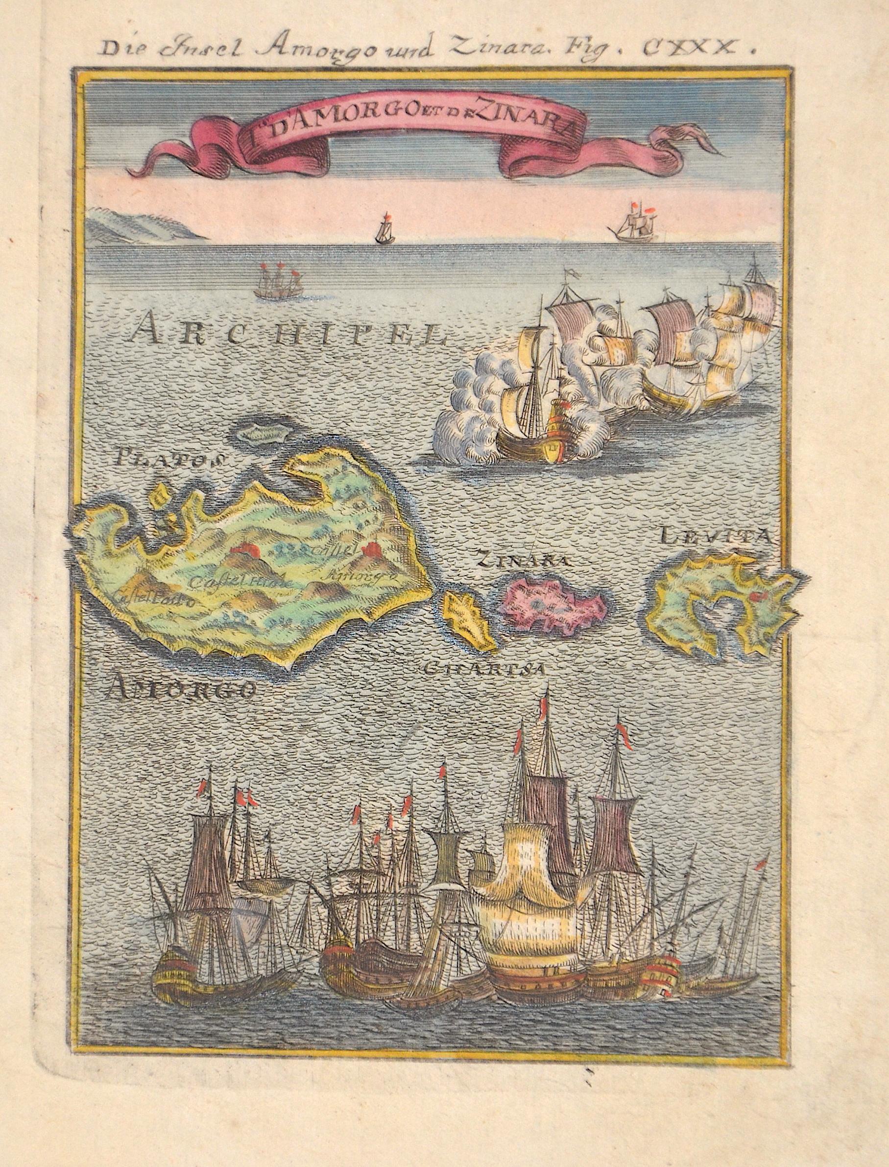 Mallet  Die Insel Amrogo und Zinara