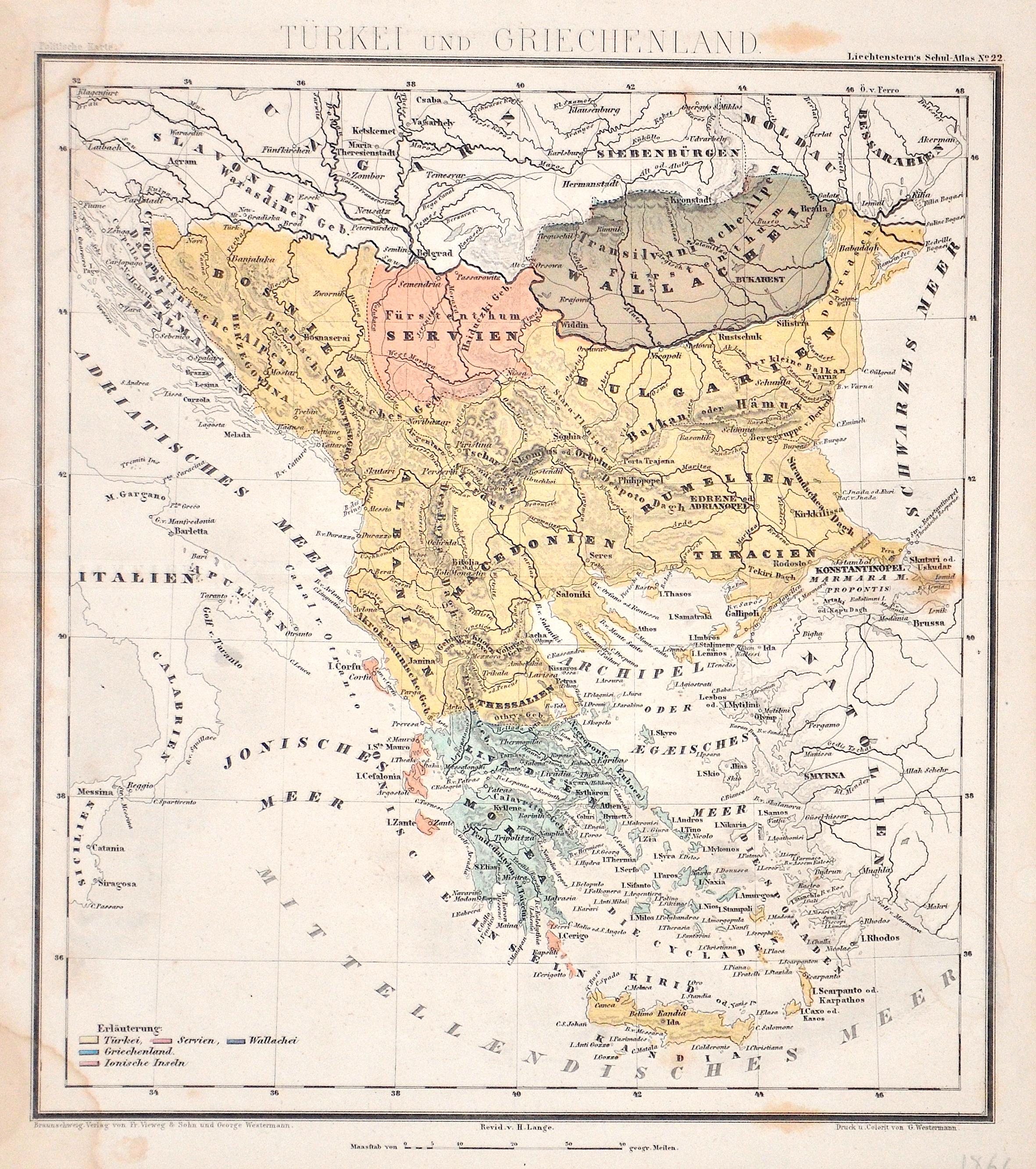 Westermann  Türkei und Griechenland