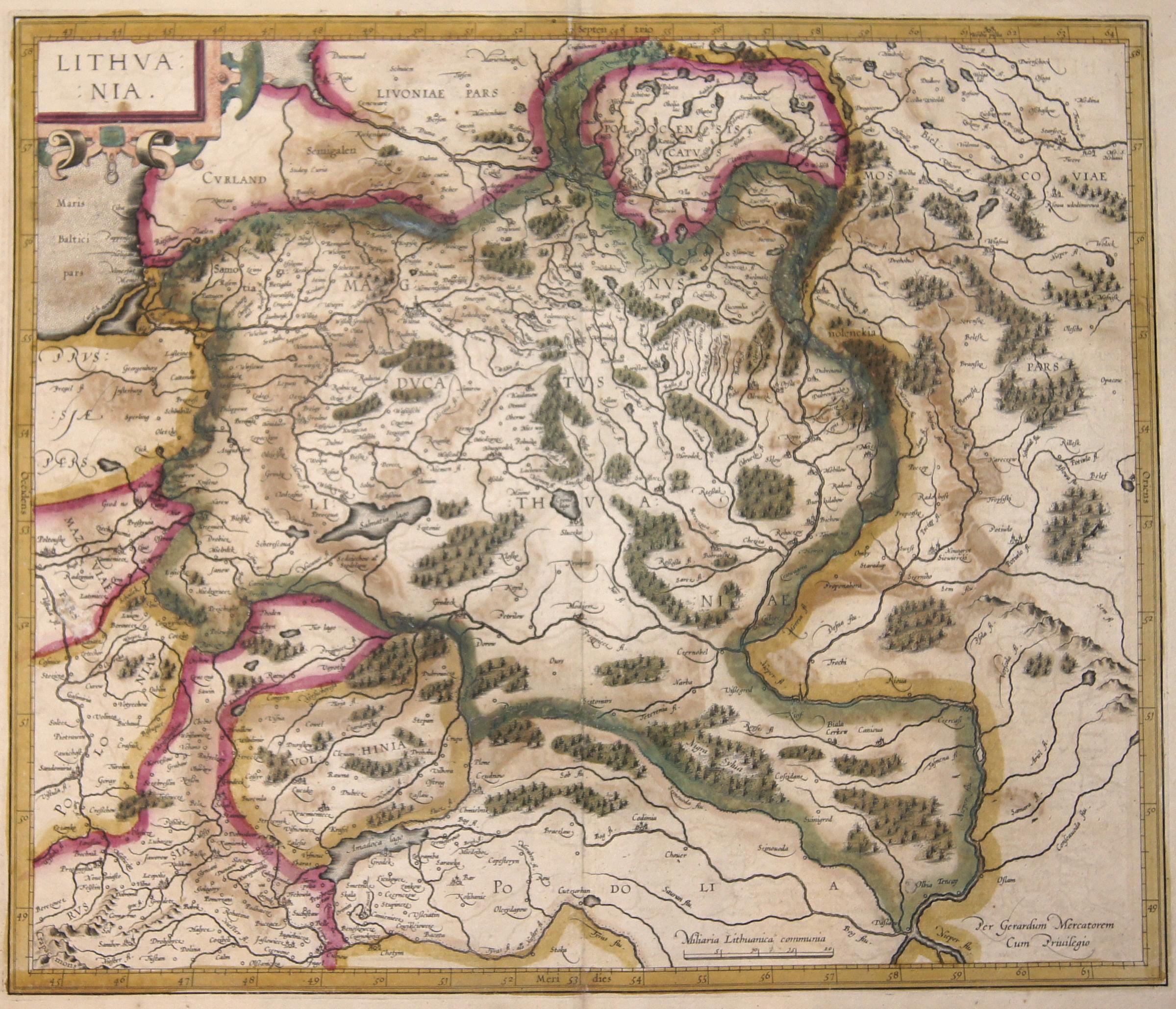 Mercator Gehard Lithuania.