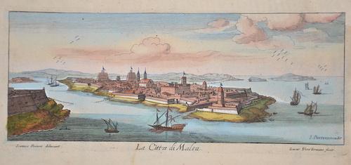 Vorsterman Lucas La Citta di Malta