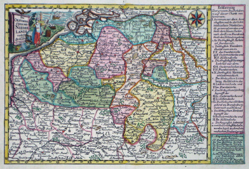 Schreiber Johann Georg Die Oesterreichische Niederlande ……