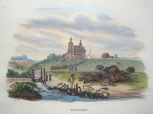 Stockdale  Borodino
