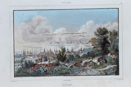 Lemercier / Levasseur  Tobolosk