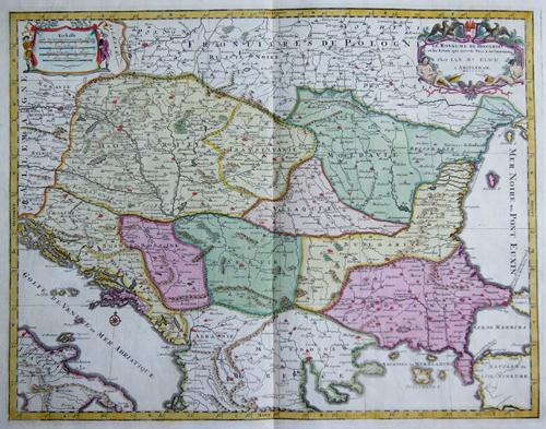 Elwe  Le Royaume de Hongrie et les Estats qui ont esté Unis a sa Couronne