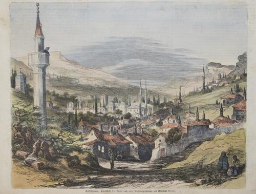 Anonymus  Baktschisarai, Hauptstadt der Krim…