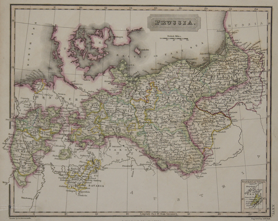 Arrowsmith  Prussia