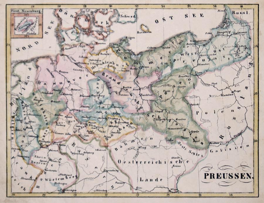 Anonymus  Preussen.