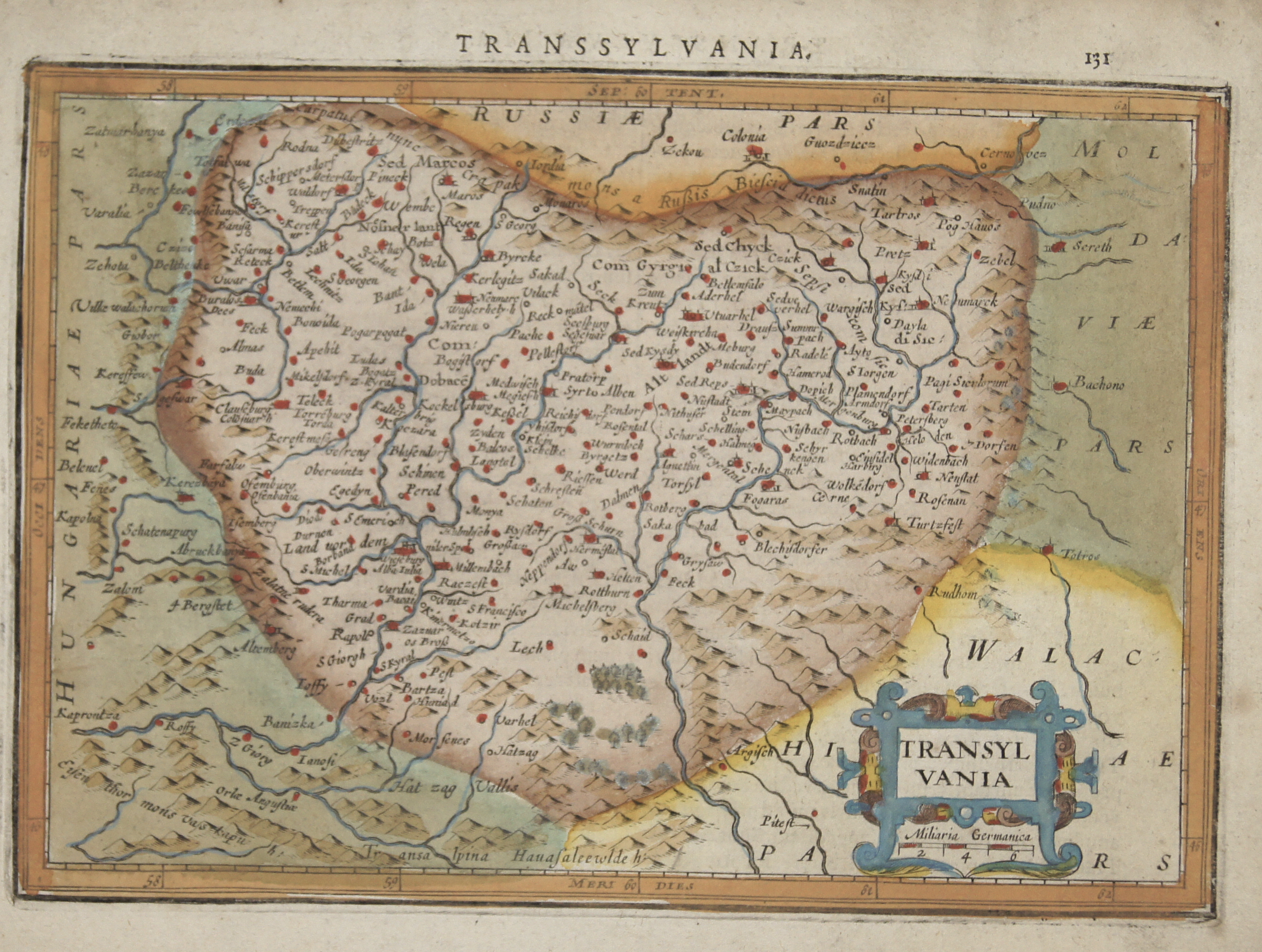 Mercator  Transylvania
