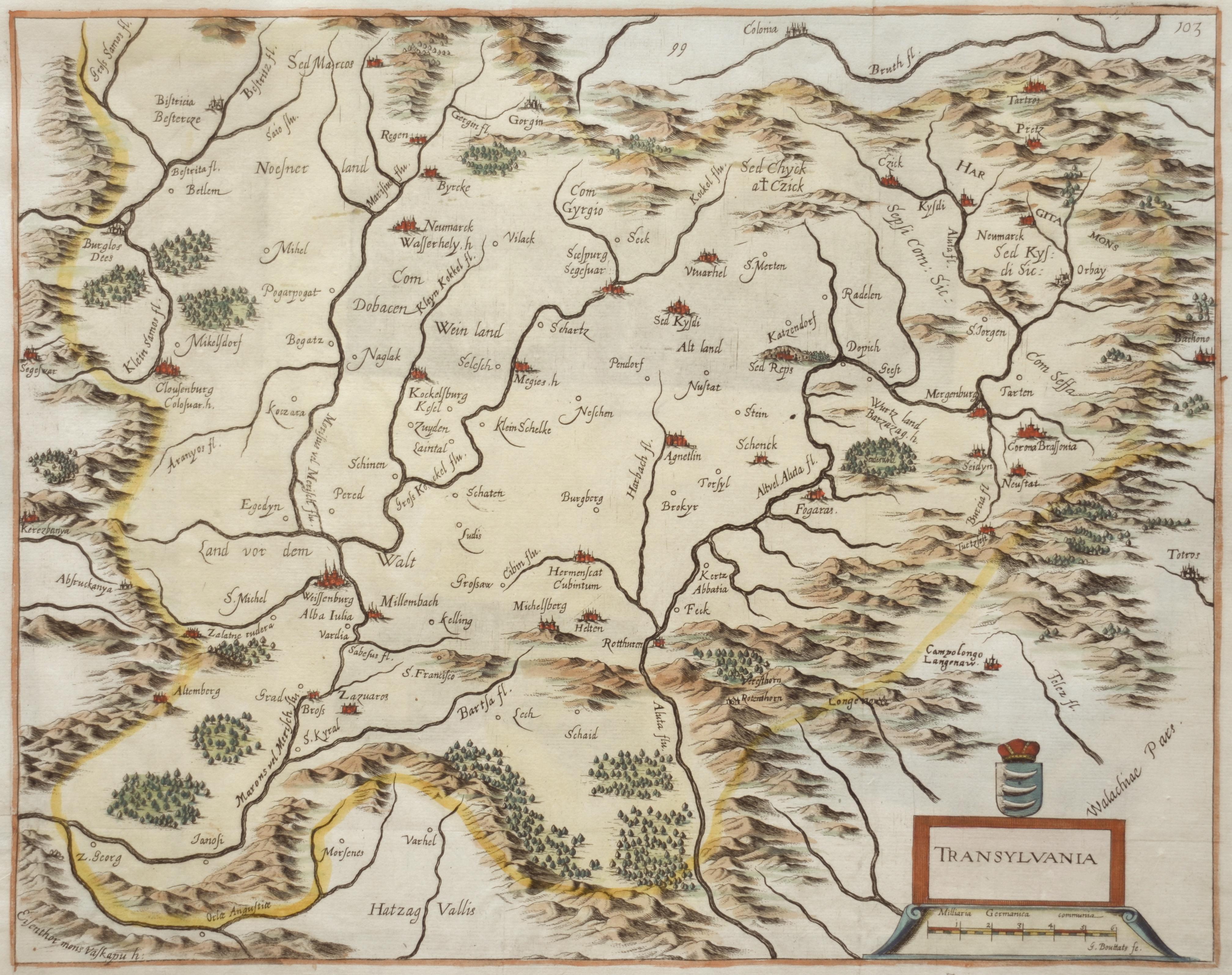 Bouttats  Transylvania