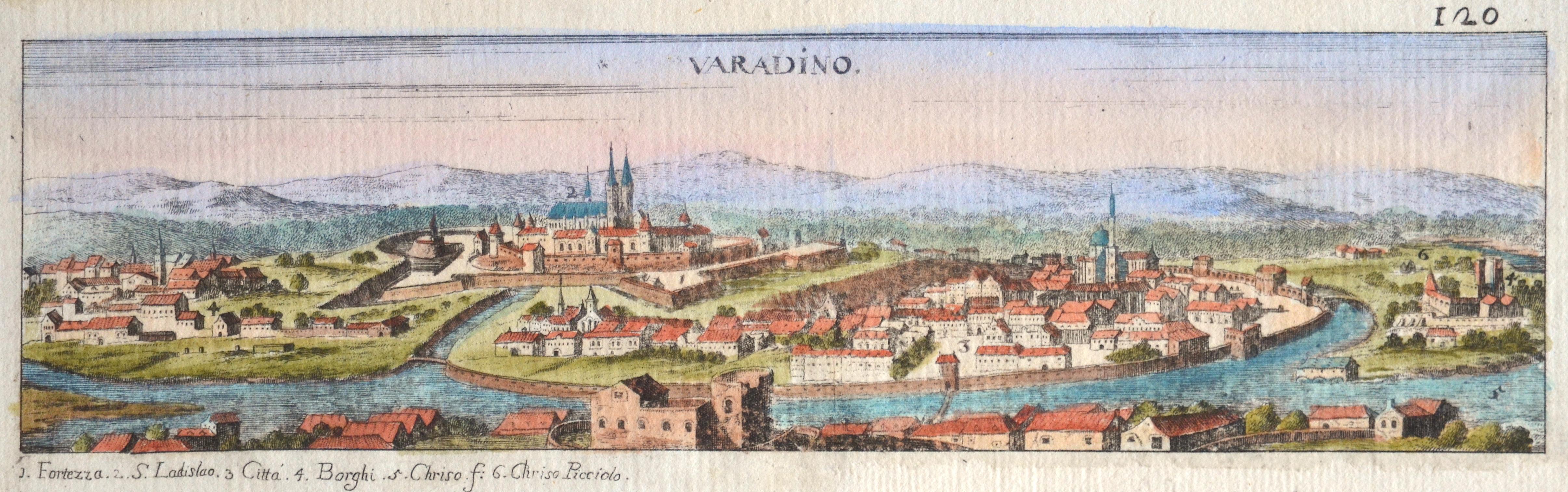 Anonymus  Varadino.