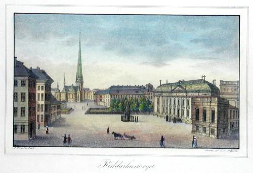 Scheele v. C. Riddarhustorget